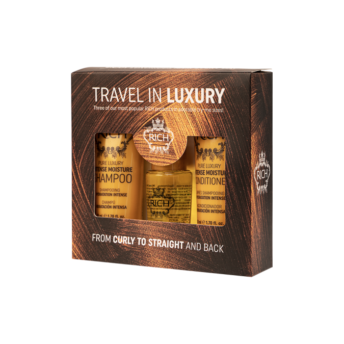RICH Pure Luxury Travel In Luxury Set 50+50+30 ml