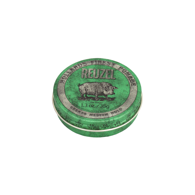REUZEL Green Medium Hold Grease 35 g