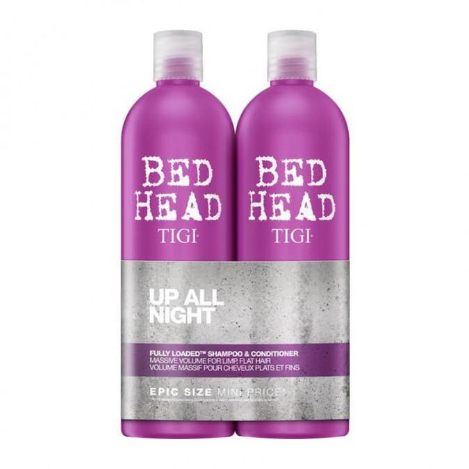 TIGI Bed Head Fully Loaded Tweens 750ml + 750ml