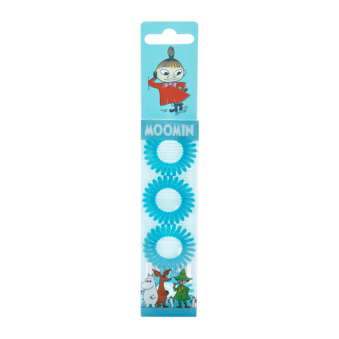 MOOMIN Hair Ring Blue