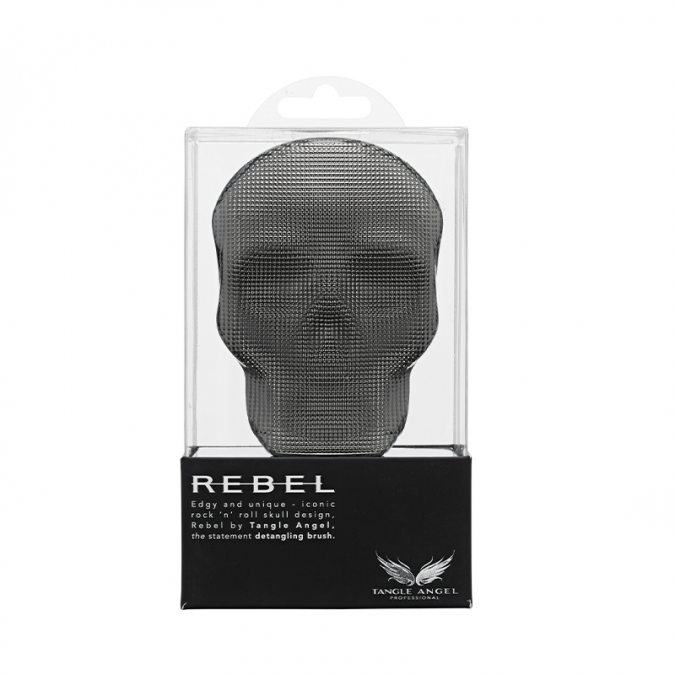 Tangle Angel REBEL Black Chrome