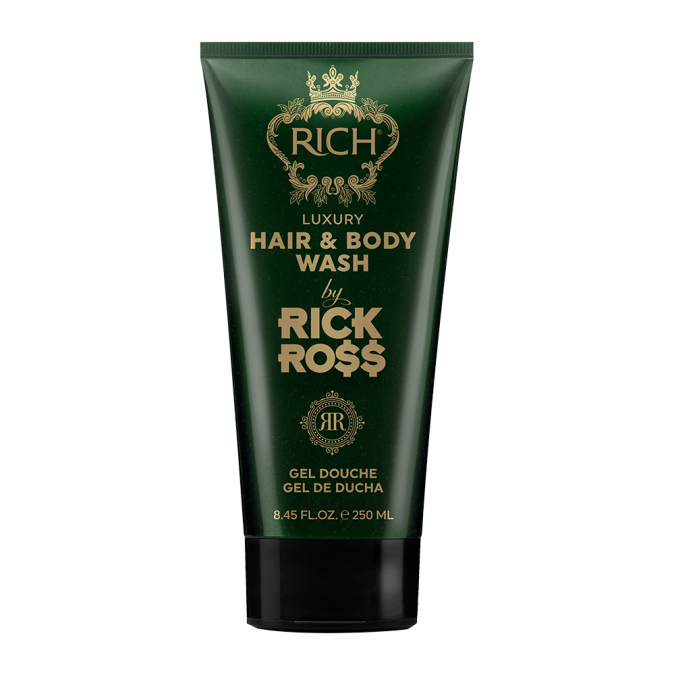 RICH by RICK ROSS Luxury Hair & Body Wash 250 ml
